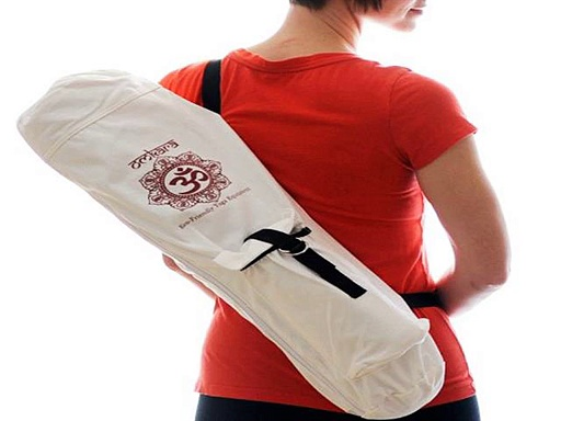 Gaiam Watercress Cargo Yoga Mat Bag Total Online Gym