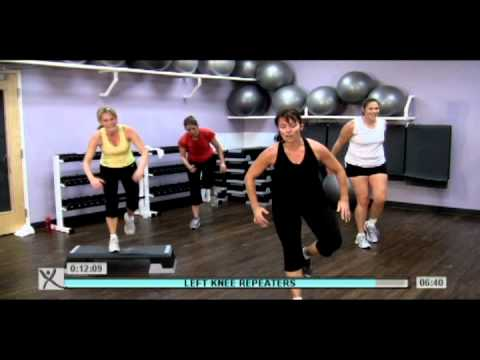 xtrainfit at home workout  women's complete fitness